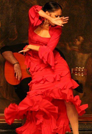 Flamenco - spectacle de flamenco - spectacle de danse à Madrid