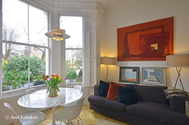 Chalk Farm Apartment - A large and comfortable one bedroom apartment #London #rental #vacation