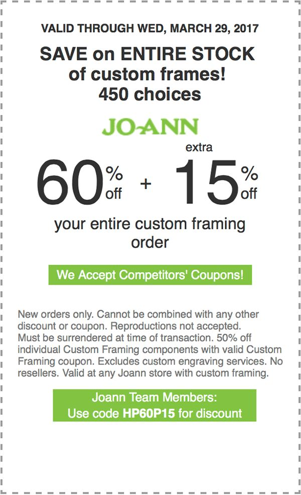 14 best COUPONS images on Pinterest | Joann fabrics, Coupon and Coupons