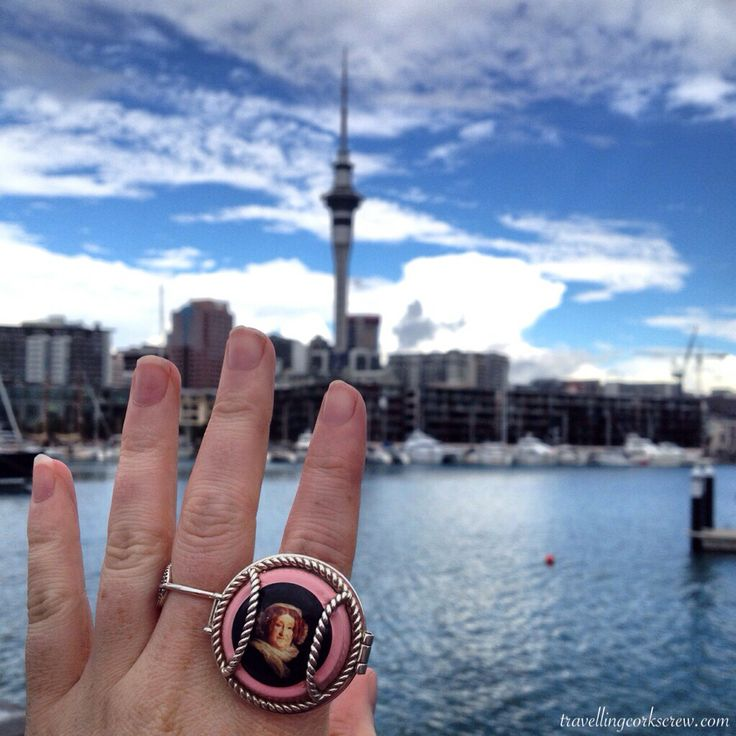 Ms Clicquot in Auckland City!