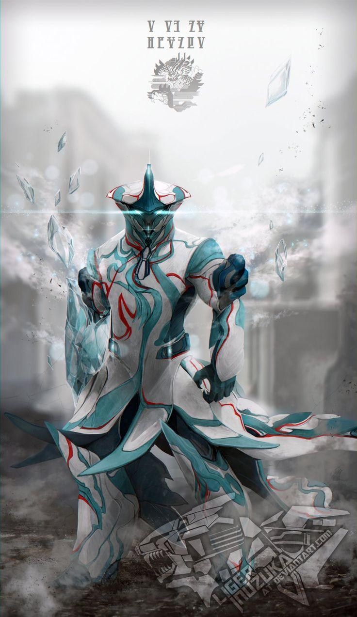 Warframe: The Main Frame, Liger Inuzuka on ArtStation at https://www.artstation.com/artwork/2BGme