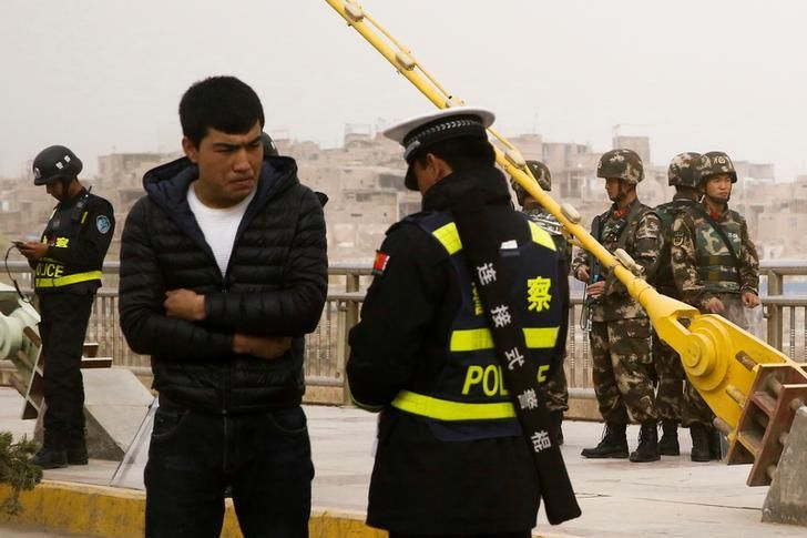 China: Police DNA Database Threatens Privacy PHOTO