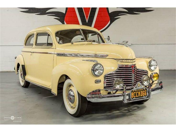 1941 Chevrolet Special Deluxe 2Door Sedan Chevrolet