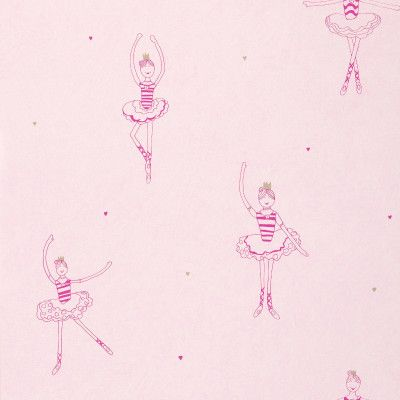 Harlequin What a Hoot Wallpapers Polly Pirouette