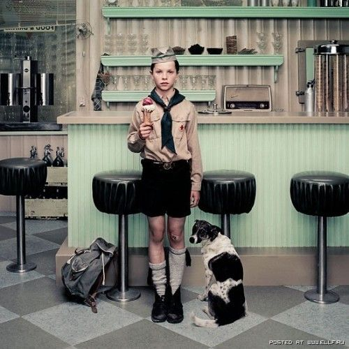 "Erwin Olaf's ""Eye Candy"""