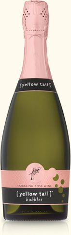 Bubbles Rosé | yellow tail wine
