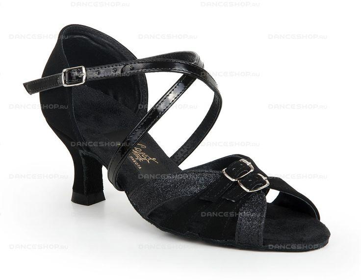 Обувь для танцев Соло плюс, модель L517, Женская латина