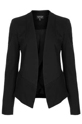 Slim Fit Tailored Blazer - high street shopping. Topshop. CORMONY. corporate fashion.