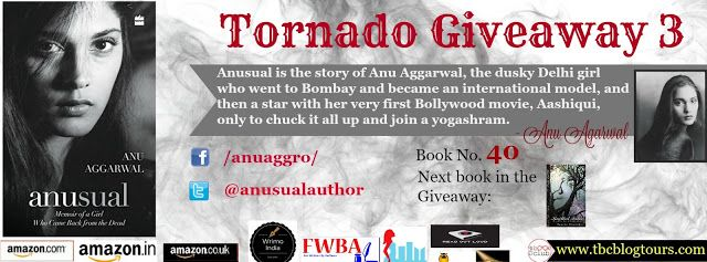 #Anusual #Books #Promotion #Giveaway #TornadoGiveaway 3: Book 40: Anusual by Anu Aggarwal Celebrated Actress Anu Aggarwal pens her memoirs in Anusual. Play the Rafflecopter of #TornadoGiveaway 3 by The Book Club, win loads of Books :)  http://grabthebook.blogspot.in/2016/11/tornadogiveaway-3-book-40-anusual-by.html