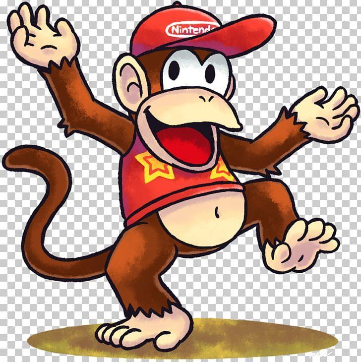 Mario Amp Luigi Superstar Saga Mario Amp Luigi Bowser S Inside Story Donkey Kong Png Artwork Beak Cartoon Diddy Kong Donkey Kong Donkey Kong Country