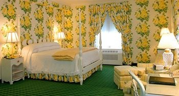 No guest room could be described as standard at The Greenbrier!  http://www.greenbrier.com