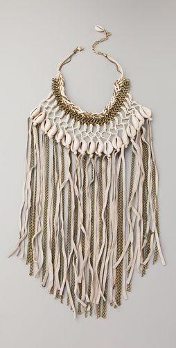 Antik Batik Douma Necklace