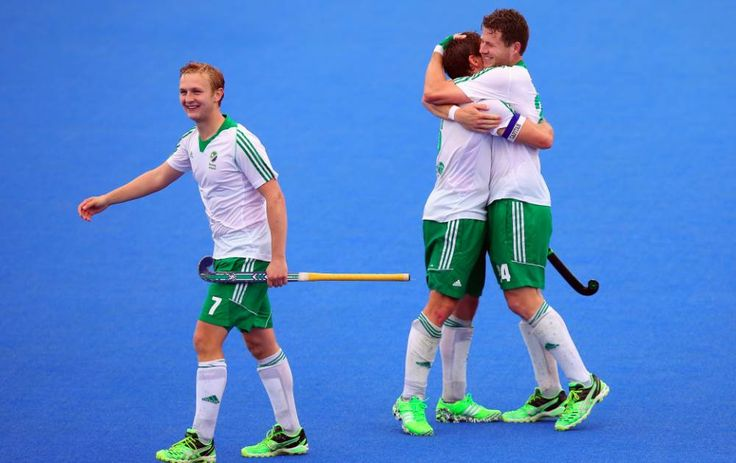 Irish men's hockey team back at Olympic Games after 108-year wait.