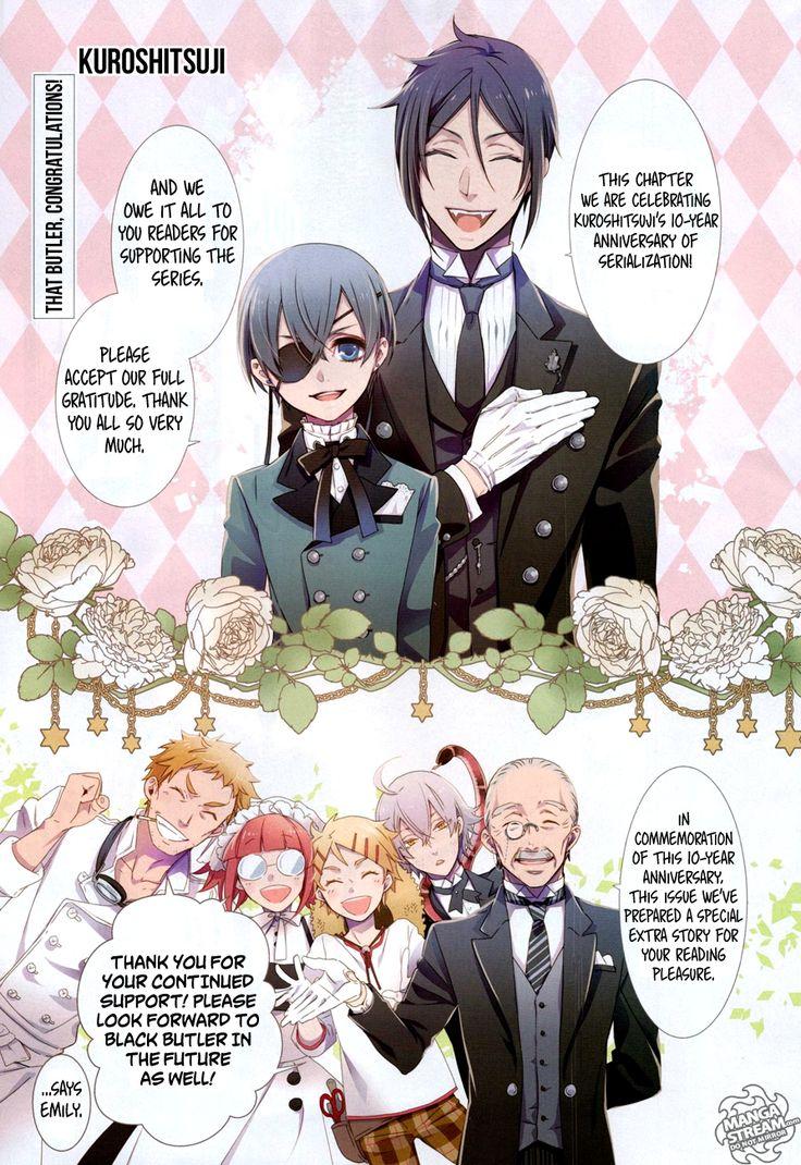 Black Butler 120 - Page 4 - Manga Stream