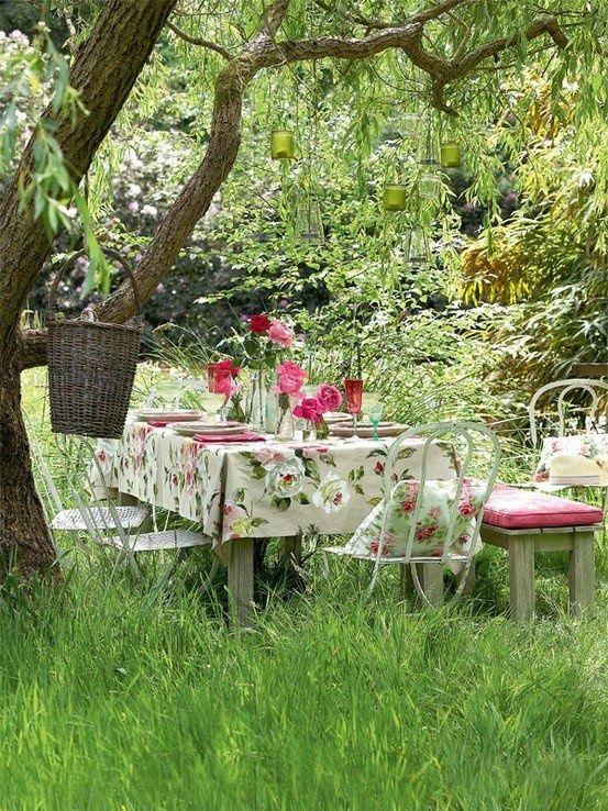 Picknicken in het gras en groen #mwpd