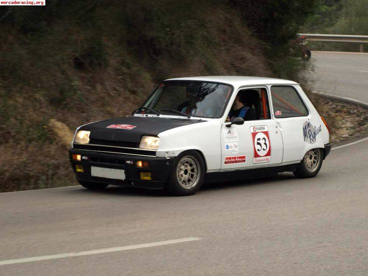 142 best renault images on pinterest cars rally car and vintage renault 5 alpine sciox Image collections