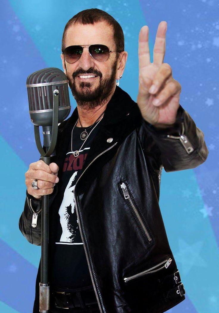 Happy birthday to you Ringo Starr  #PeaceandLove  77 years old  7/7/2017