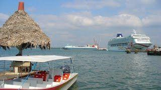 Cruises To Santo Tomas De Castilla, Guatemala