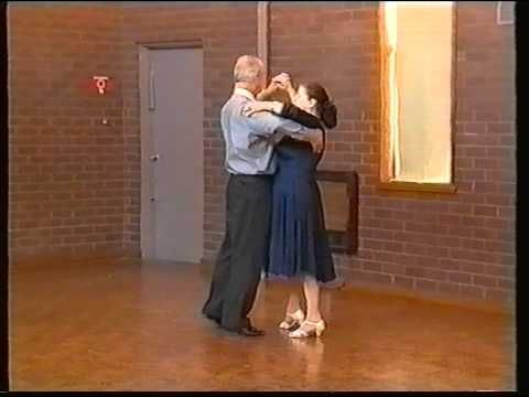 ▶ Emmerdale Waltz Sequence Dance Demonstration and Walkthrough - YouTube