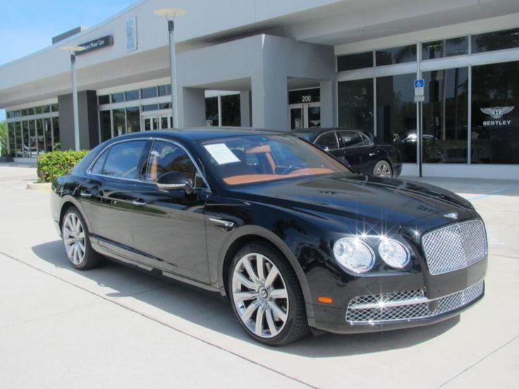 Bentley: Flying Spur FLYING SPUR W12 AWD SEDAN