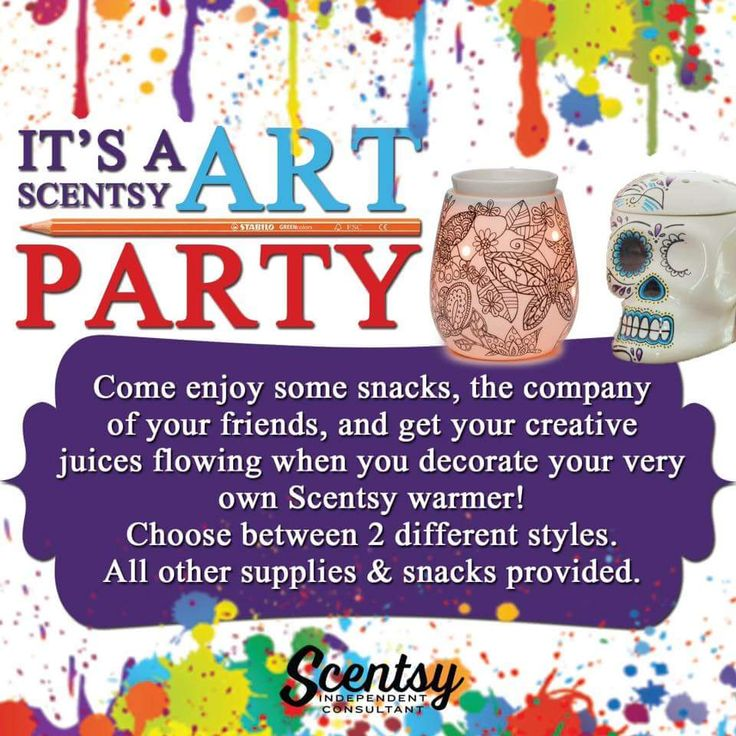 61 best scentsy images – Scentsy Party Invitations