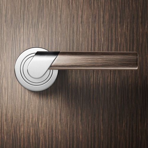 Slice Door handle design byRadek Nowakowski