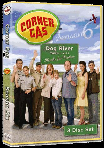 Corner Gas.  I love TV from Canada.