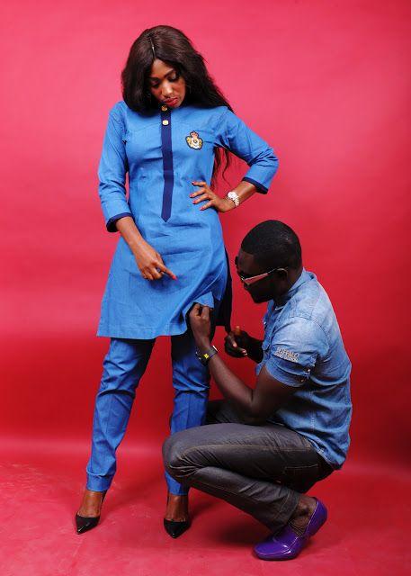 Nigeria's Great Designer Yomi Casual: His Latest Designs For Men ...