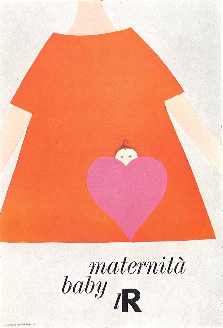 Poster - La Rinascente 1962