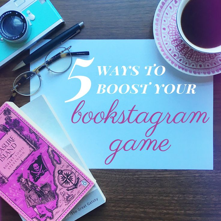 My five biggest tips for those bloggers and bookworms out there looking to boost their Instagram game.