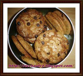 Chips Ahoy! Caseras o Cookies con pepitas de Choco...
