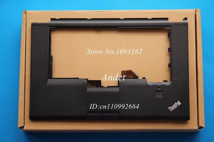 New OEM Lenovo ThinkPad T510 W510 Palmrest Keyboarad Bezel Cover W/TP FPR 75Y4565 75Y4564 60Y5504
