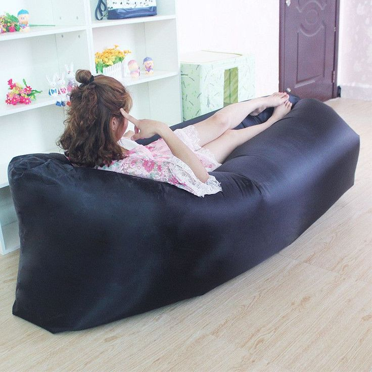 Sofas For Sale Lounger Fast Inflatable Sofa Outdoor Air Sleep Sofa Couch Portable Furniture Living Room Sofas for Summer