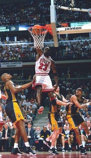 MJ Vs Indiana