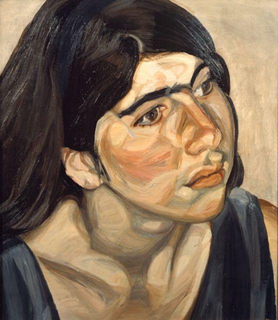 Freud, Lányfej 1962