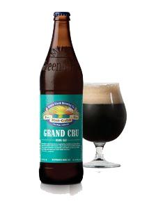Green Flash Brewing - Grand Cru beer mxm