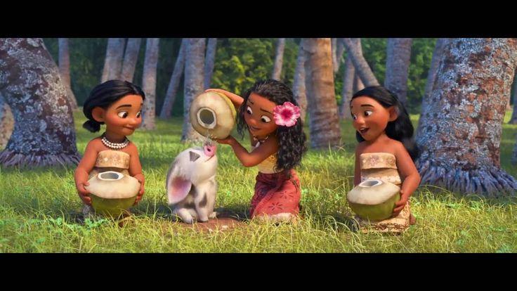 Moana: Un mar de aventuras - Nuevo adelanto (Doblado al español)