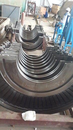 Turbine lower casing