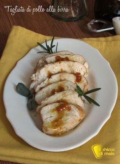 verticale_tagliata di pollo alla birra ricetta facile e sfiziosa con petto di pollo intero il chicco di mais
