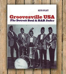 Groovesville USA cover shot of The Brigadiers