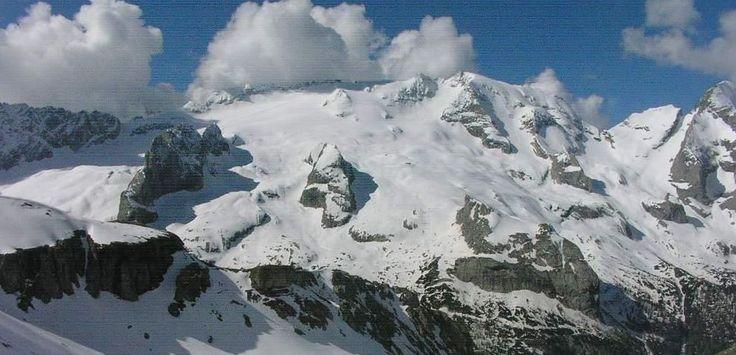 June 2013 - Dolomites near Arabba (Italy)