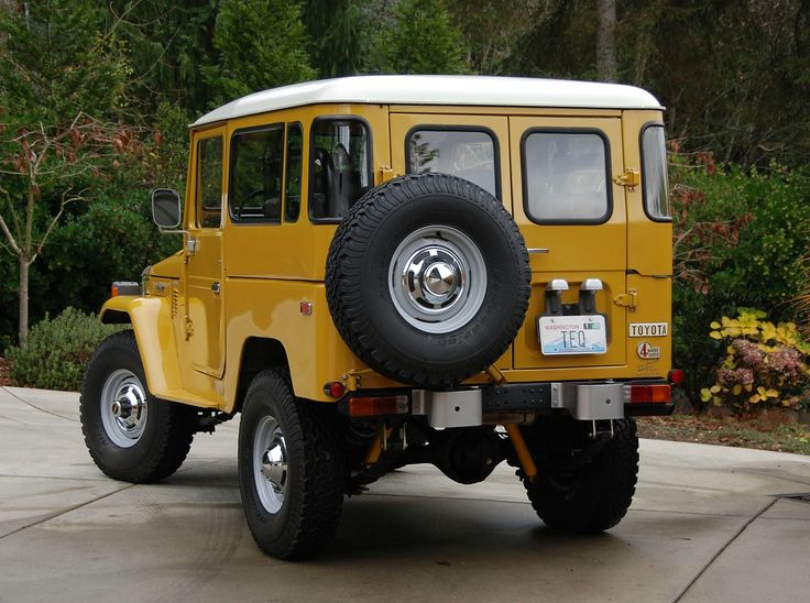 1978 Toyota FJ40 Land Cruiser Images | Pictures and Videos