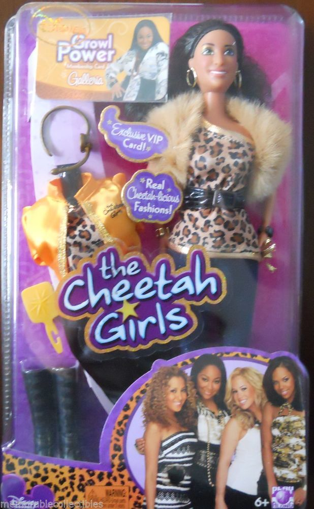 Disney Cheetah Girls Galleria Raven Symone Fashion