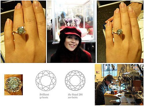 荷蘭~阿姆斯特丹-鑽石切割工廠Coster Diamonds-博物館廣場-紅燈區-水壩廣場(5) @ 燕青大美女部落格 :: 隨意窩 Xuite日誌