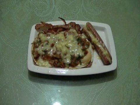 Cómo hacer Huevos Rancheros - Recetas de cocina - CHUCHEMAN1 - 2011
