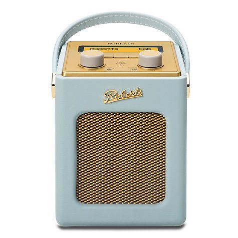 Roberts Radio Mini - Duck Egg