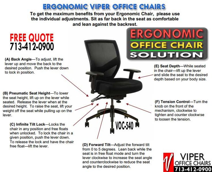 24 best ergonomic office chairs images on pinterest | office