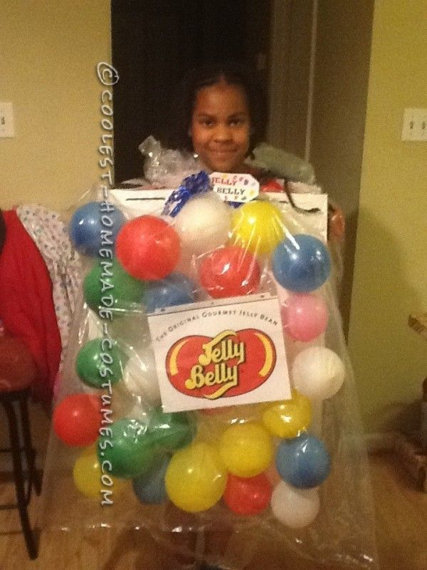 Jelly bean costume, Homemade jelly and Jelly beans on Pinterest