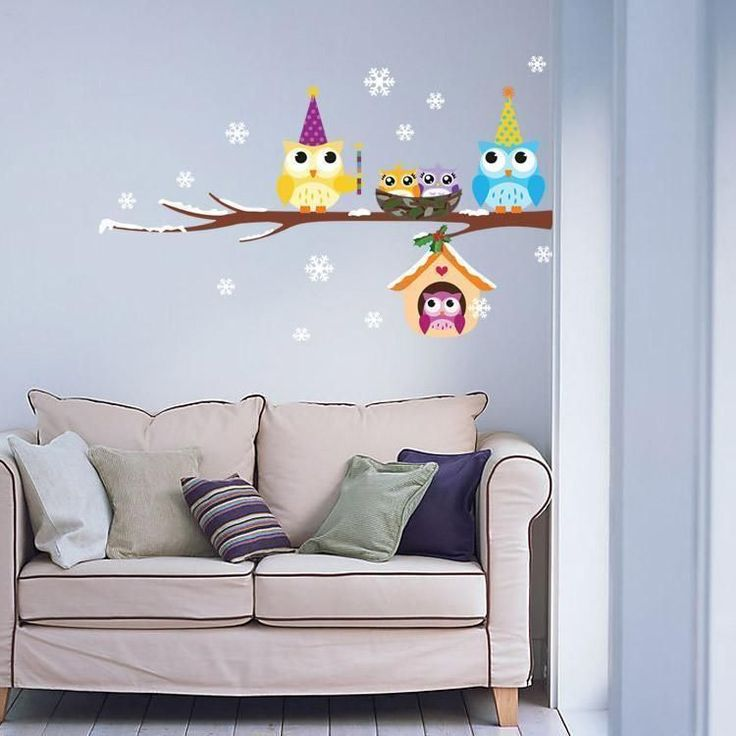 Christmas Decorations For Home Wall Stickers Home Decor Wall Decals Art  Adesivo De Parede   FREE Part 93