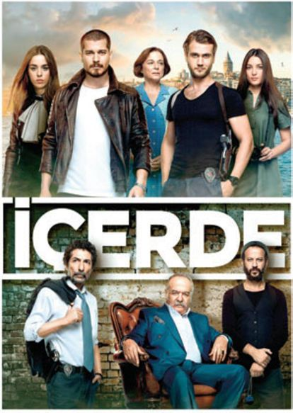 Çağatay Ulusoy and Aras Bulut İynemli 'Inside' series told the | Life News